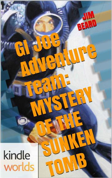 G.I. Joe Adventure Team Mystery of the Sunken Tomb