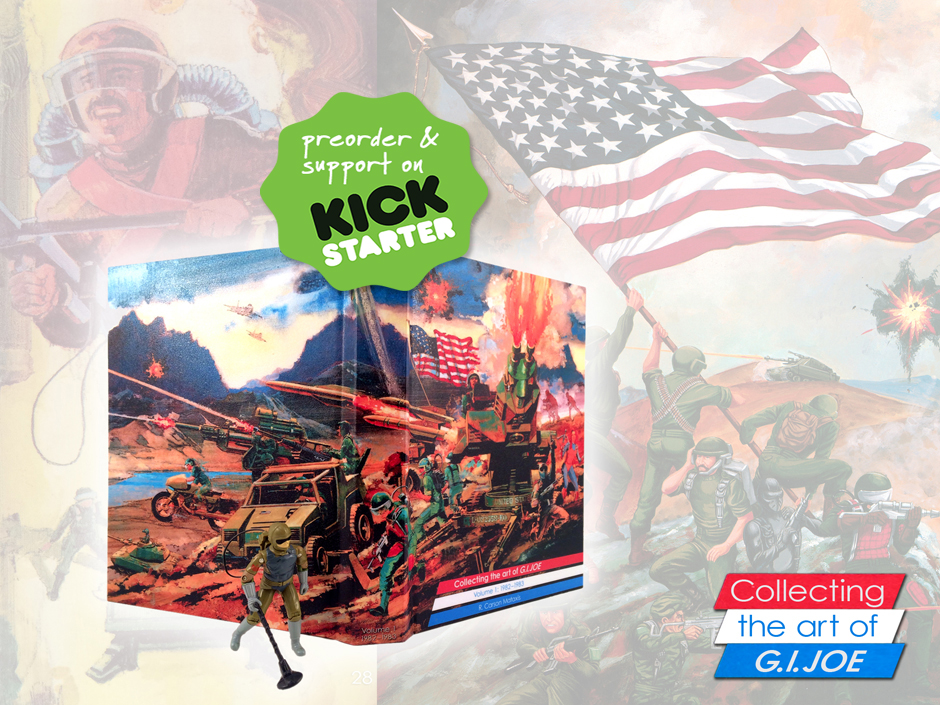 Collecting the Art of G.I. Joe vol 1