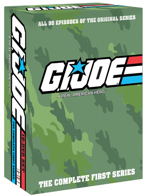 g.i. joe complete sunbow series
