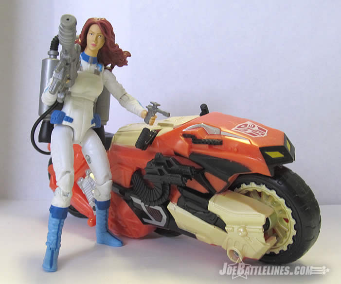 G.I. Joe & the transformers marissa fairborn & afterbreaker